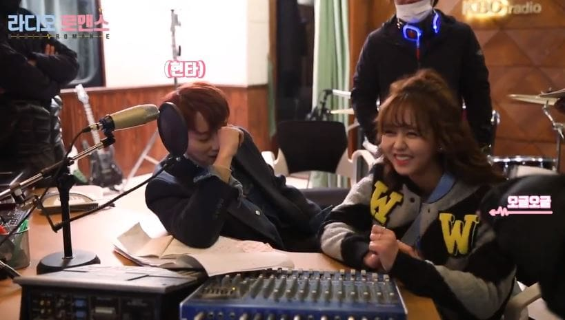 "Watch: The Cast Of ""Radio Romance"" Can't Stop Laughing In Behind-The-Scenes Video"