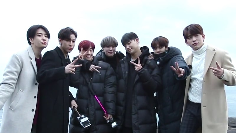 Watch: GOT7 Embarks On A Working Holiday In Trailer For New Reality Show