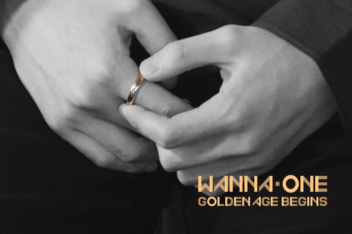 """Update: Wanna One Hints At """"Golden Age"""" With New Teaser ..."""