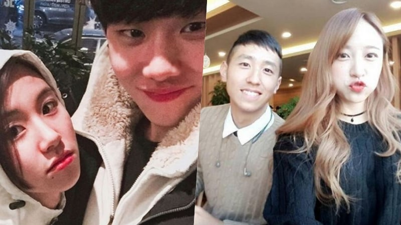 Female Idols With Handsome Younger Brothers