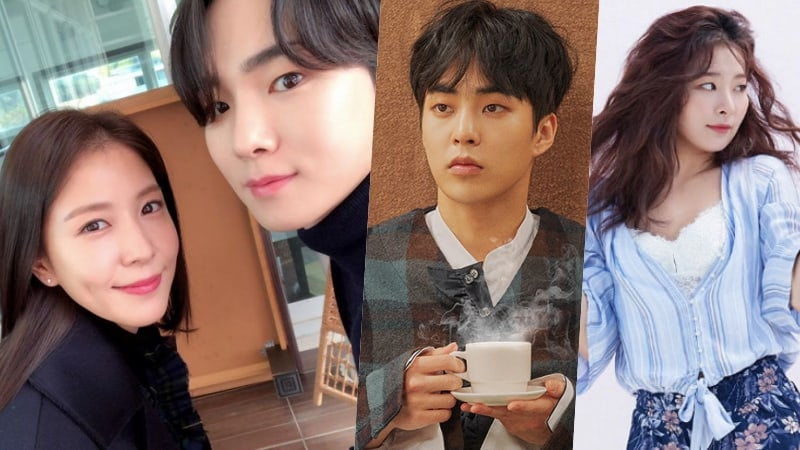 SHINee's Key, EXO's Xiumin, And Red Velvet's Seulgi Call BoA To Support Her During First Live Broadcast