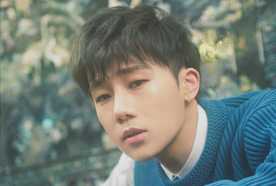 "Update: INFINITE's Sunggyu Reveals More Photos For ""10 Stories"" Comeback"