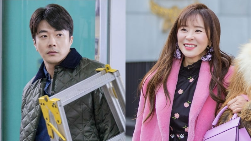"Kwon Sang Woo And Choi Kang Hee Act Suspicious In ""Mystery Queen 2"""