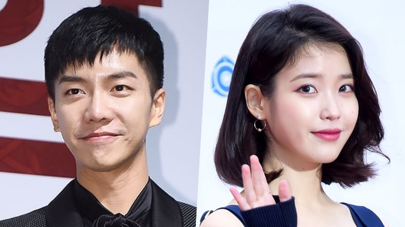 Lee Seung Gi Gifts IU With Coffee Truck