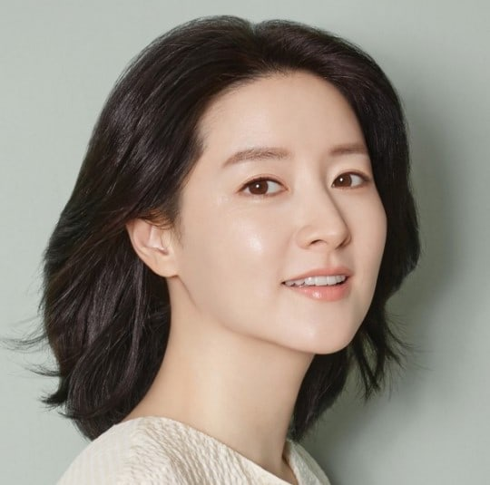 Photo of Lee Young Ae