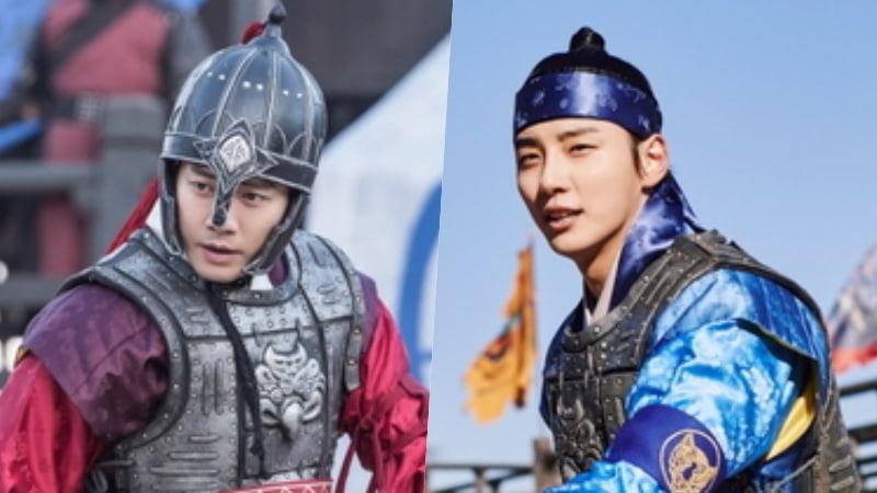 """Joo Sang Wook And Yoon Shi Yoon Face Off In Upcoming Historical Drama """"Grand Prince"""""""