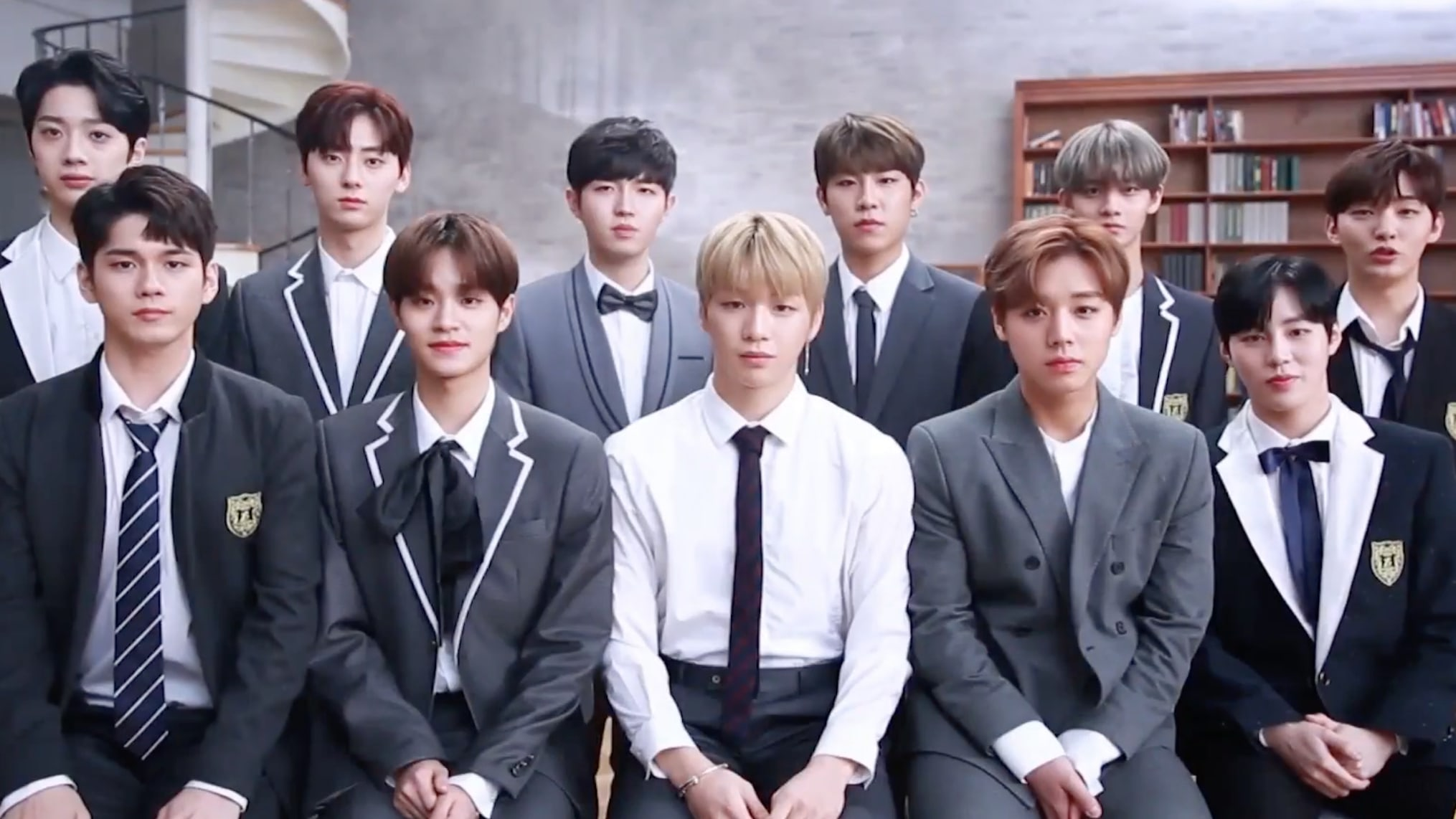 wanna one announces plans to release special theme track ahead of