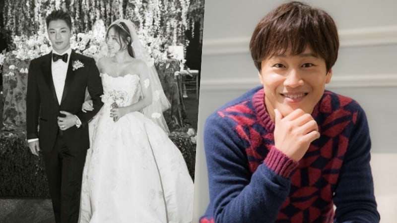 Min Hyo Rin's Reps Share Clarification Following Cha Tae Hyun's Story From Her Wedding To Taeyang