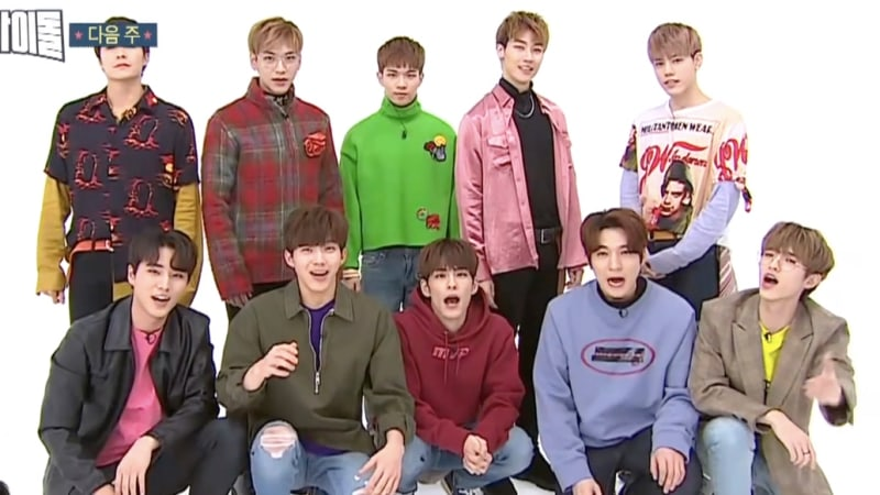 """Watch: DAY6 And N.Flying Engage In Battle Of Instruments And Girl Group Dances In """"Weekly Idol"""" Preview"""