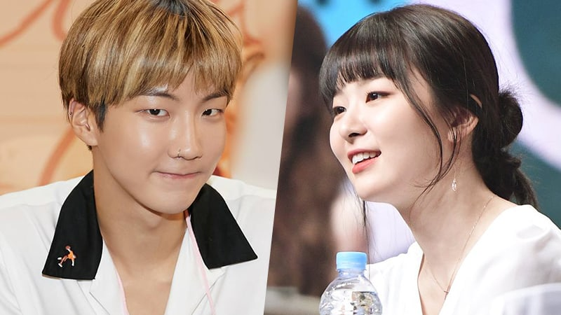 "WINNER's Lee Seung Hoon And Red Velvet's Seulgi Confirmed For ""Law Of The Jungle"""
