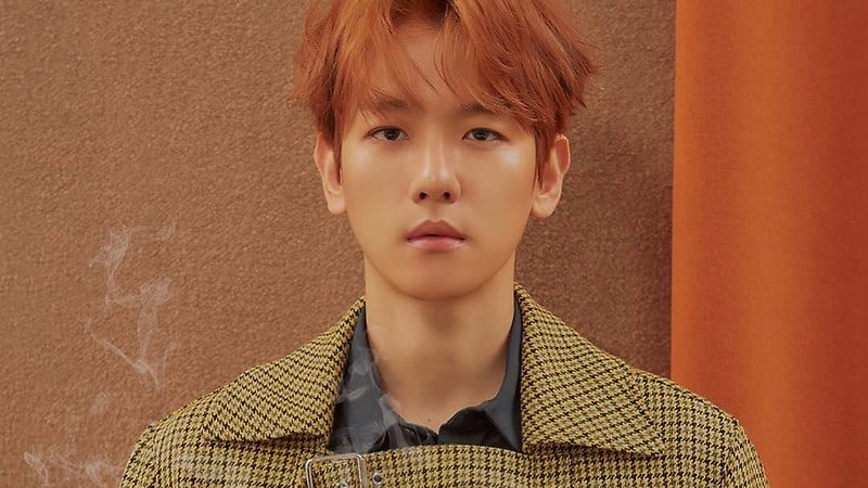 """Baekhyun Discusses EXO's """"Nation's Pick"""" Nickname, Upcoming Olympics Performance, And More"""