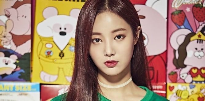 "MOMOLAND's Yeonwoo To Make Acting Debut Through ""Tempted"""