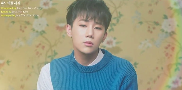 """Update: INFINITE's Sunggyu Previews All Tracks On Upcoming Solo Album """"10 Stories"""""""