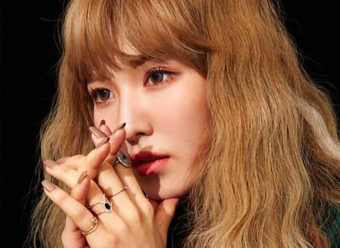 Red Velvet's Wendy Becomes A Holographic Avatar In New AI Device