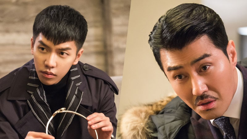"""Lee Seung Gi And Cha Seung Won Share Serious Conversation In """"Hwayugi"""""""