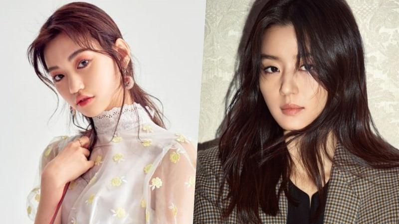 "Weki Meki's Kim Doyeon Responds To Being Called ""Little Jun Ji Hyun"""