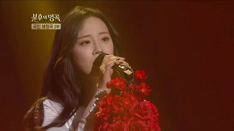 """Watch: Heo Young Ji Transforms Into A Sexy Diva On The Stage Of """"Immortal Songs"""""""