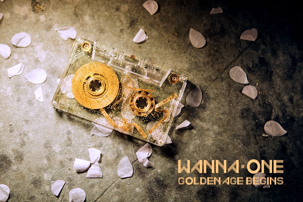 Update Wanna One Hints At Golden Age With New Teaser Image Soompi