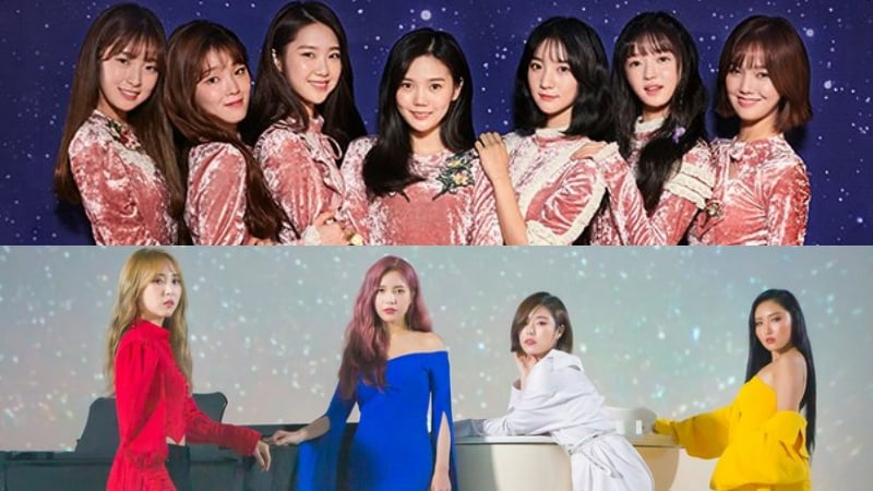 """Watch: MAMAMOO And Oh My Girl Compete With Legendary Performances On Upcoming Episode Of """"Sugar Man 2"""""""