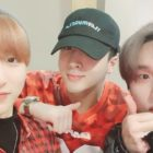 B.I.G's Heedo And Gunmin Thank VIXX's Ravi For His Help On Their Upcoming Unit Album