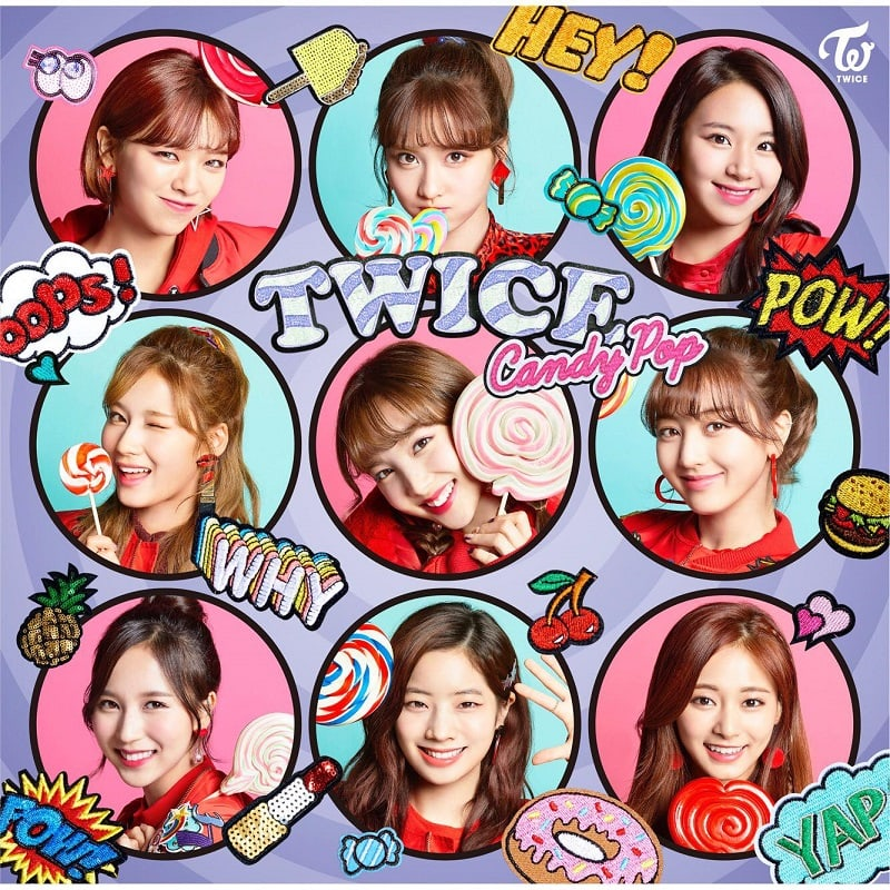 TWICE Sells Over 1 Million Albums In Japan
