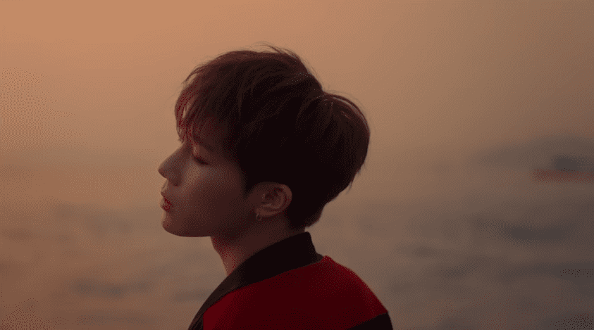 "Watch: INFINITE's Sunggyu Sweetly Sings About ""True Love"" In New Solo MV"