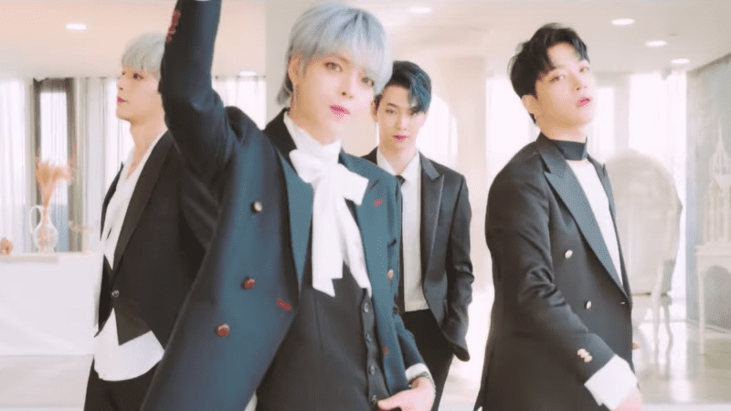 "Watch: New Boy Group N.tic Makes Hearts Flutter With Debut Track ""Once Again"""
