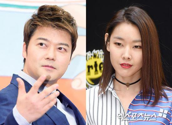 Jun Hyun Moo And Model Han Hye Jin Confirmed To Be Dating