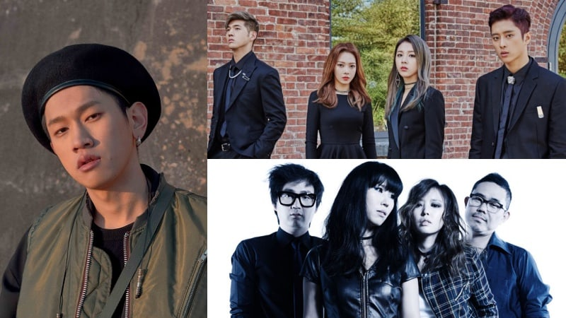 Crush, KARD, 3rd Line Butterfly And Others To Perform At SXSW And TGE Music Festivals This Year