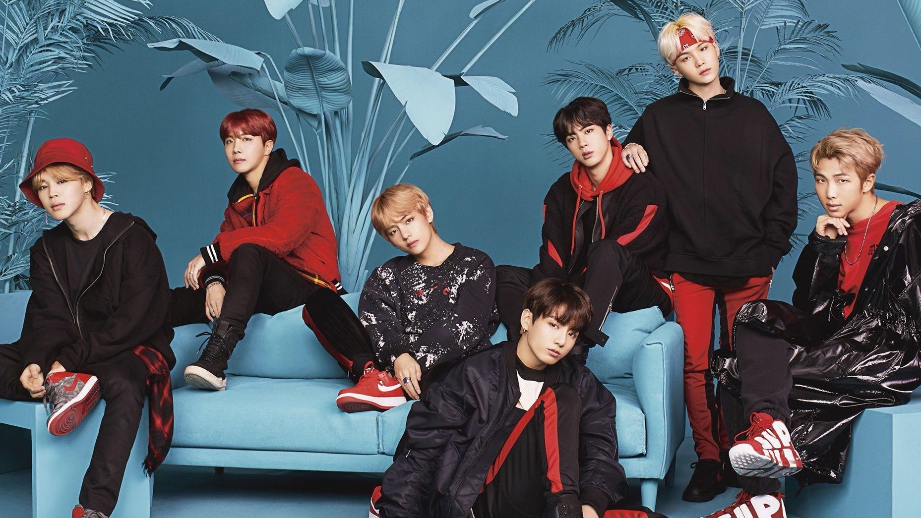 BTS Announced As Nominee For 2018 Kids' Choice Awards