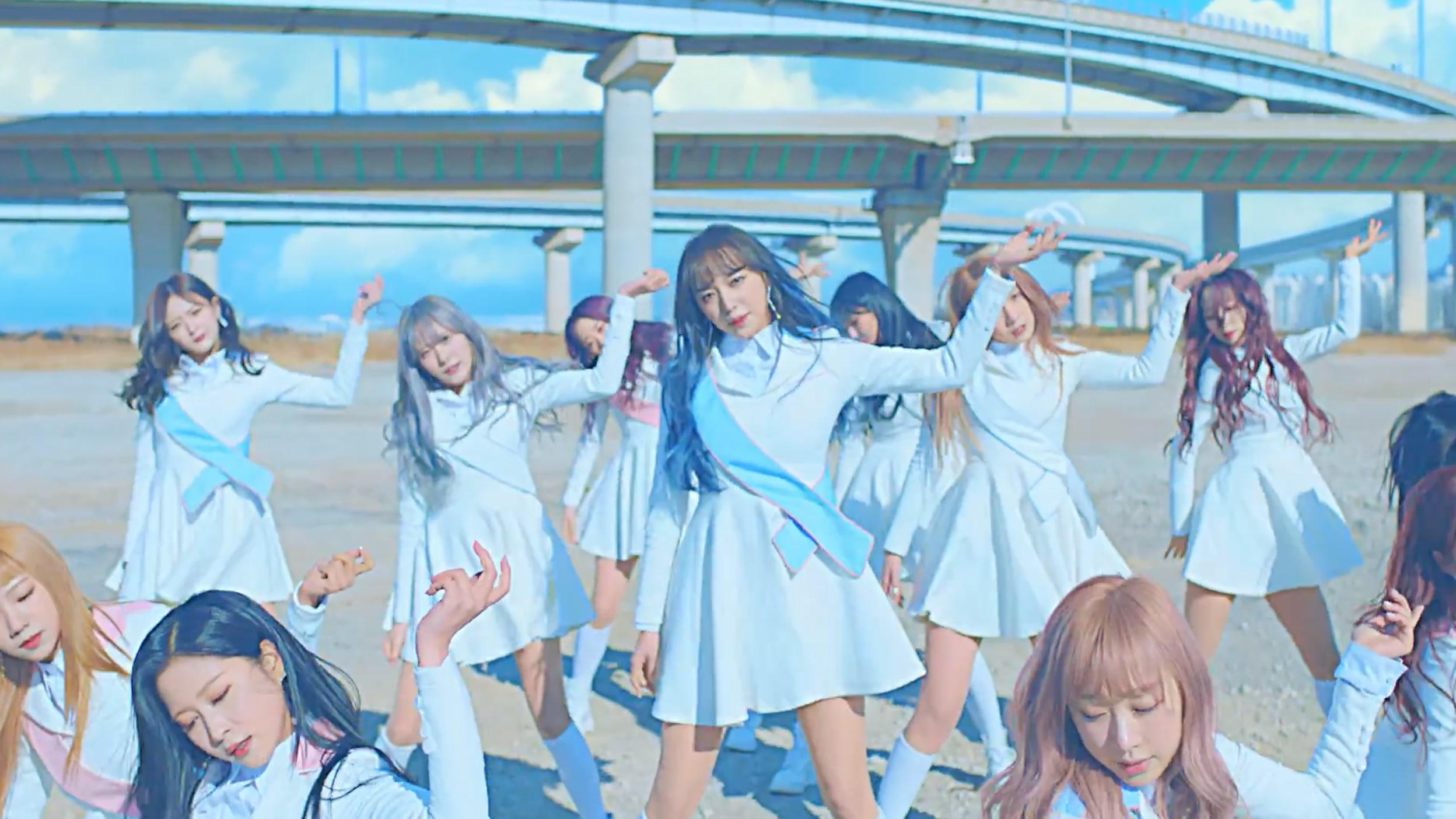 "Watch: Cosmic Girls Says ""Dreams Come True"" In Enchanting Comeback MV"