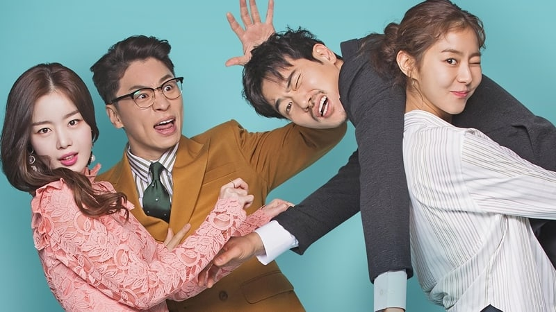 """My Husband, Mr. Oh!"" Reveals Fun Posters Ahead Of Premiere"