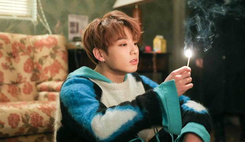 """Watch: BTS's Jungkook Sings Beautiful Cover Of Park Won's """"All Of My Life"""""""