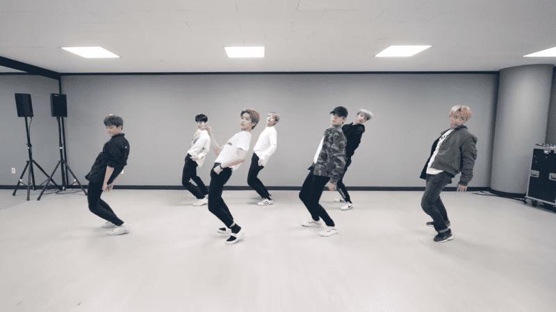 "Watch: NCT U Shows Off ""Boss"" Dance Skills In New Practice Video"