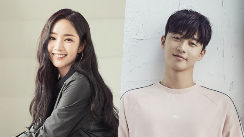 Image result for park seo joon & park min young