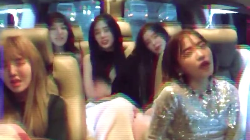 """Watch: Red Velvet Has Fun Singing """"I Just"""" In The Car For New MV"""