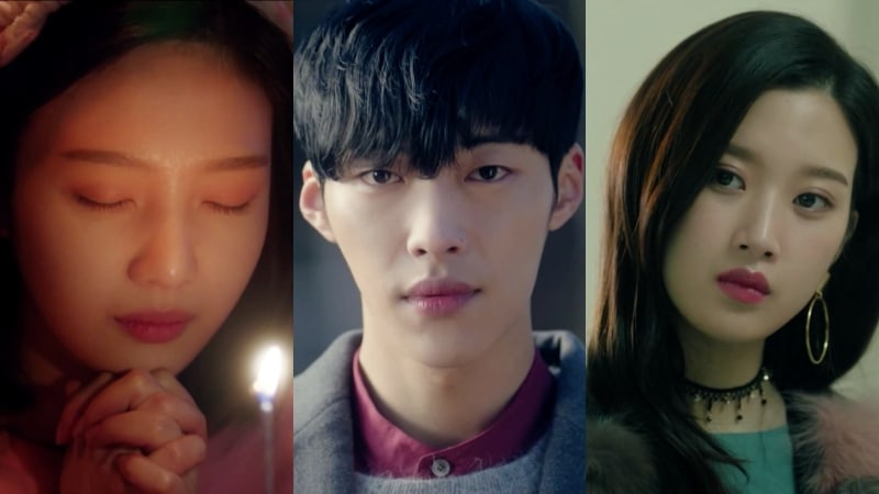 "Watch: Joy, Woo Do Hwan, And Moon Ga Young Get Caught Up In Love And Jealousy In Preview For ""Tempted"""