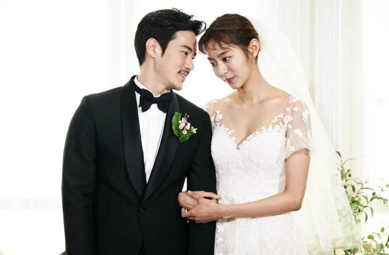 """Kim Kang Woo And UEE Are An Awkward But Beautiful Couple In """"My Husband, Mr. Oh!"""""""