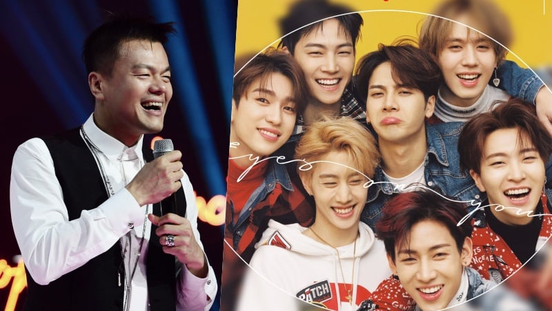 "Park Jin Young And GOT7 To Appear On ""Ask Us Anything"" Together"