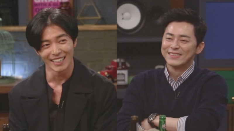 """Watch: Kim Jae Wook And Jo Jung Suk Show Off Their Piano Skills In """"Life Bar"""" Preview"""