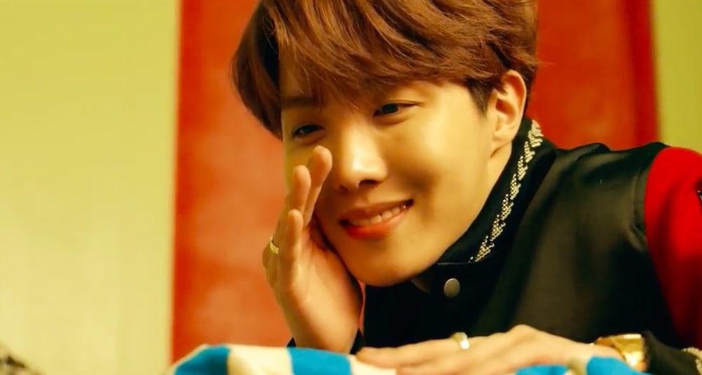 BTS's J-Hope Sends Fans On A Hunt For Hidden Member In