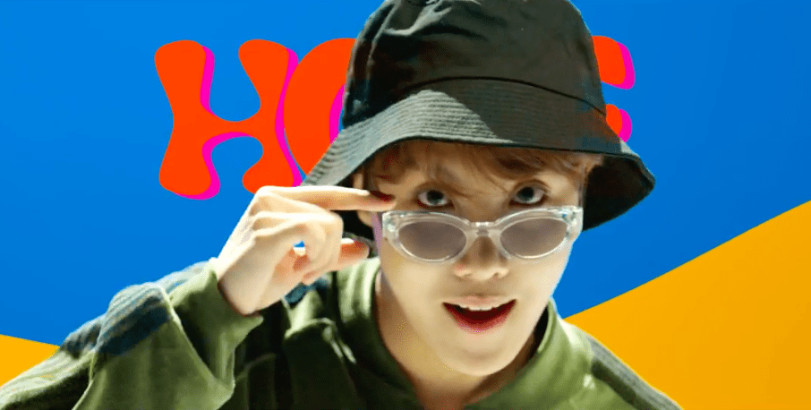 BTS's J-Hope drops his first official mixtape