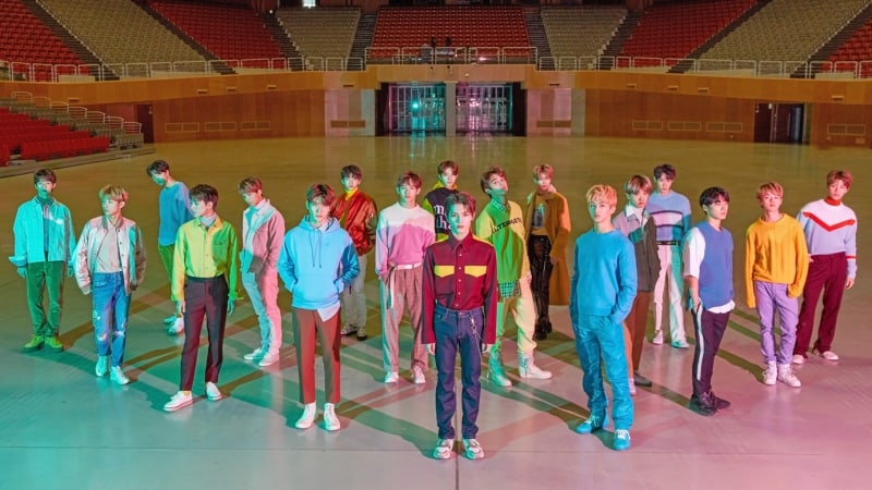 "NCT Announces Date For Release Of Full ""NCT 2018"" Album + Next MV"