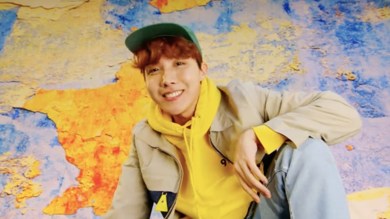 BTS's J-Hope Sets New Record For Most No. 1's On iTunes Of Any Korean Solo Artist