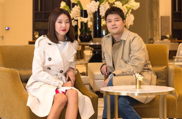 5 Cute Hints Jun Hyun Moo And Han Hye Jin Dropped About Their Relationship