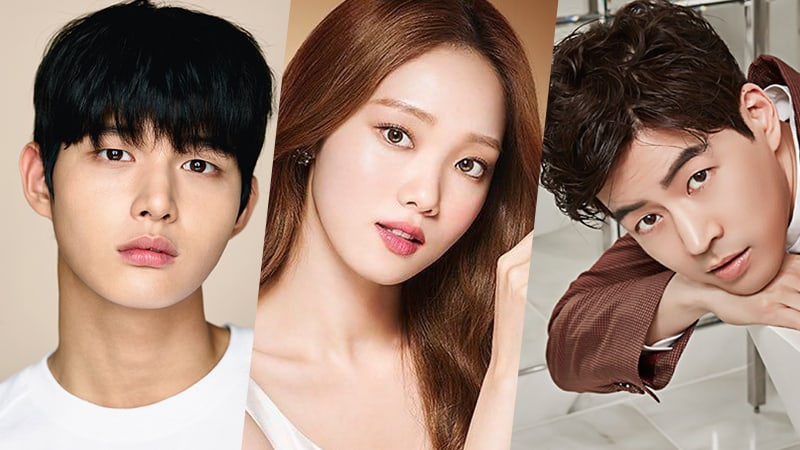Lee Seo Won Confirmed For New Drama With Lee Sung Kyung And Lee Sang Yoon