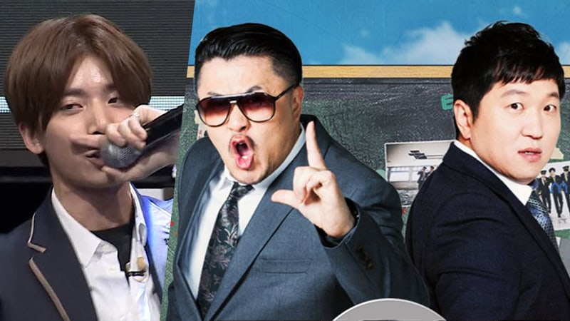 """High School Rapper 2"" And ""Weekly Idol"" Rise In Buzzworthy Show Rankings"