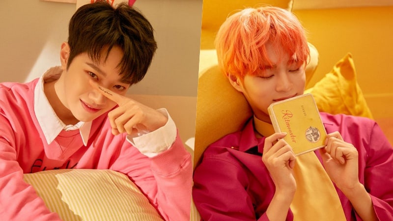 Wanna One's Lai Guan Lin And Lee Dae Hwi Share Their Goals For The Future