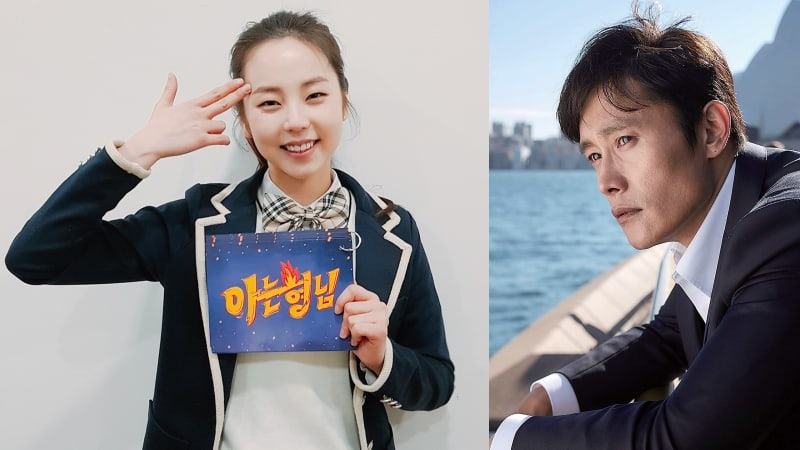 Ahn So Hee Talks About The Scene She's Proudest Of As An Actress + Working With Lee Byung Hun