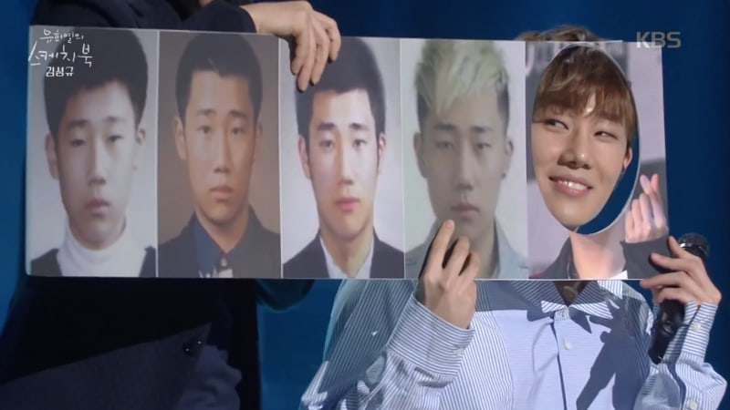 INFINITE's Sunggyu Proves His Looks Haven't Changed Over The Years